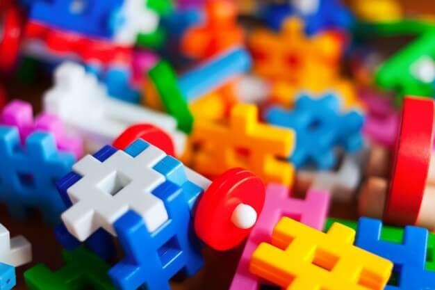 organização do quarto das crianças
