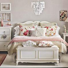 Tendências em decoração: boudoir