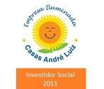 logo projeto social casas Andre Luiz